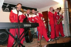 The Jive Aces at Steeple Morden