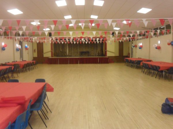 Lindy Hop in Risby Village Hall