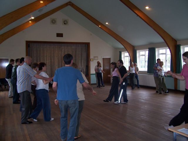 Lindy Hop at Steeple Morden Village Hall